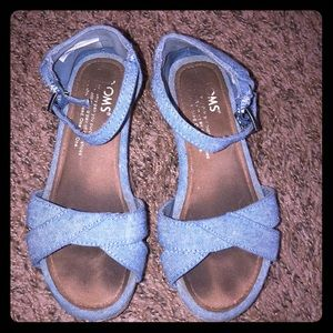 Toms girl sandles